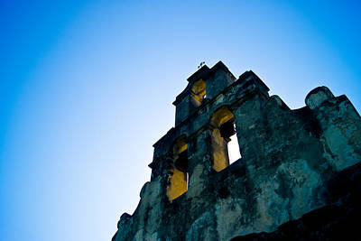 Photograph - Mission Espada by Norchel Maye Camacho