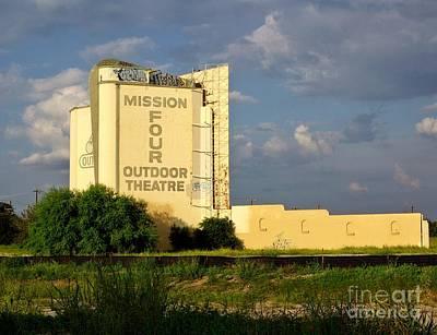 Mission Four Art Print