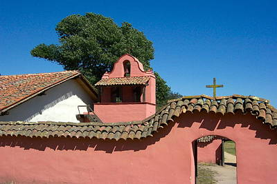 Photograph - Mission La Purisima by Michael Cervin
