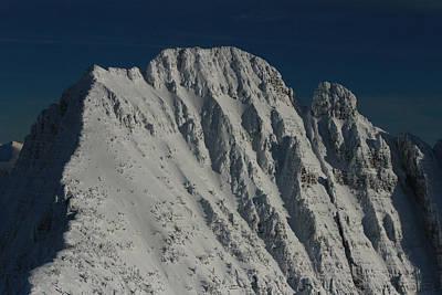 Photograph - Mission Range Summit by Jim Cotton