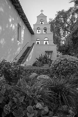 Mission San Diego De Alcala II Art Print