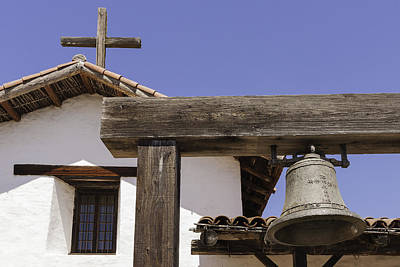 Photograph - Mission San Francisco Solano In Sonoma California by Karen Stephenson