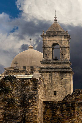 Mission San Jose II Art Print