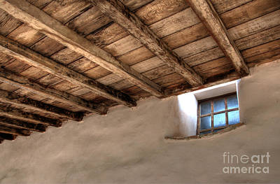 Photograph - Mission Santa Ines 4 by Bob Christopher
