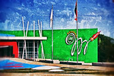 Photograph - Mississippi Children's Museum by Jim Albritton