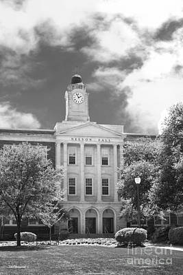 Photograph - Mississippi College Nelson Hall by University Icons