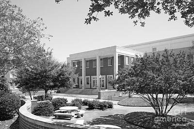 Photograph - Mississippi College Rogers Student Center by University Icons