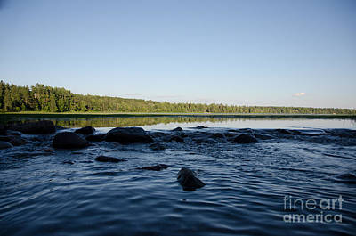 Photograph - Mississippi Headwater And Lake Itasca by Cassie Marie Photography