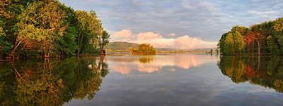 Photograph - Mississippi River Phenomenon by Leda Robertson