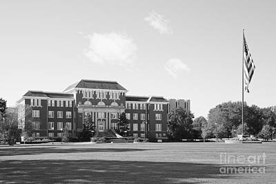 Photograph - Mississippi State University Swalm Chemical Engineering  by University Icons