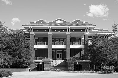 Mississippi State University Y.m.c.a Building Art Print