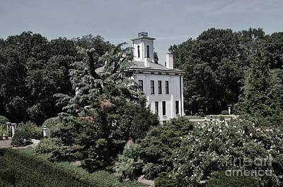 Photograph - Missouri Botanical Garden-shaw Home by Luther Fine Art