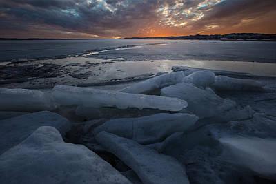 Photograph - Missouri Thaw by Aaron J Groen