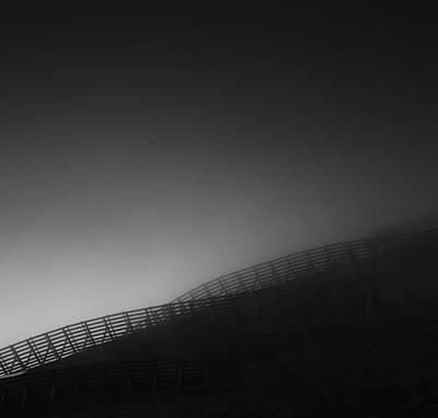 Photograph - Mist by Frodi Brinks