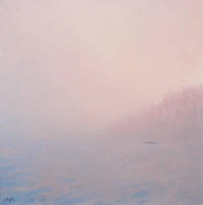 Mist Off Shore Original by J Kelsey