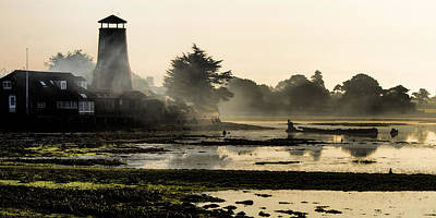 Photograph - Mist On The Morning Tide by Trevor Wintle