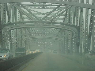 Photograph - Misty Bridge by Pat Knieff