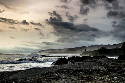 Photograph - Misty Coast by Matt Nordstrom