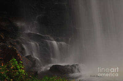 Photograph - Misty Falls by Randy Rogers