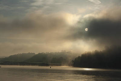 Photograph - Misty Morning by Carol Erikson
