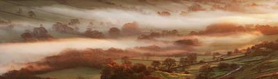 Photograph - Misty Morning by Jeremy Walker