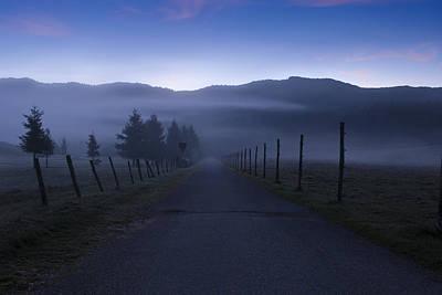 Misty Morning Original