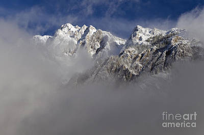 Photograph - Misty Mountains by Dee Cresswell