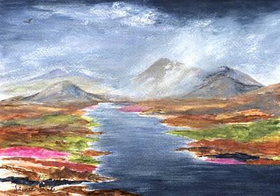 Misty Mountains Original