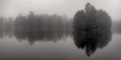 Misty Reflections Art Print by Patrick Jacquet