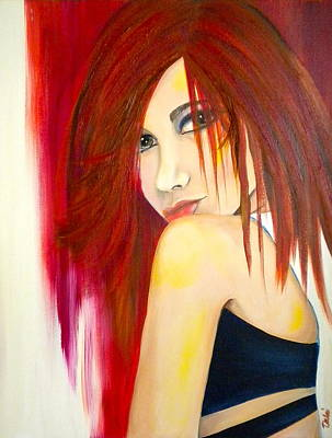 Painting - Misunderstood by Debi Starr