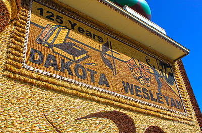 Mitchell Corn Palace - 04 Art Print by Gregory Dyer
