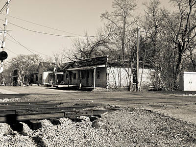 Photograph - Mitchellville 2 by Nick Kirby