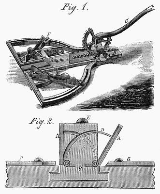 Mitering Tool, 1867 Art Print