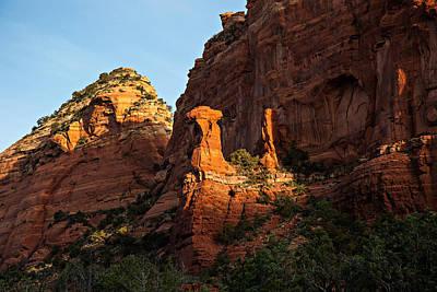 Photograph - Mitten Ridge 04-006 by Scott McAllister