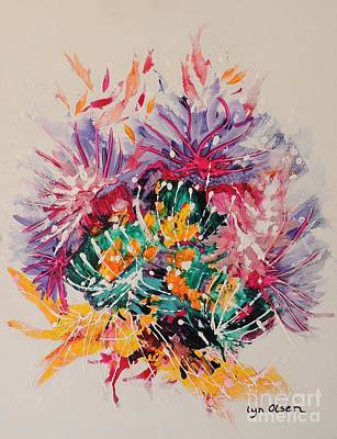 Painting - Mixed Coral by Lyn Olsen
