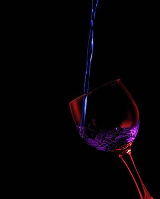 Kitchen Photograph - Mixed Drink by Mark McKinney