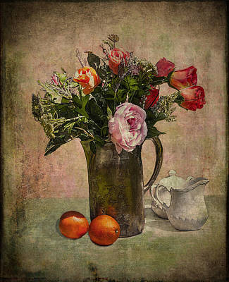 Photograph - Mixed Flowers by Sandra Selle Rodriguez