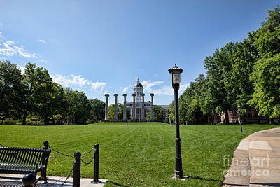 Photograph - Mizzou Quad by Kay Pickens