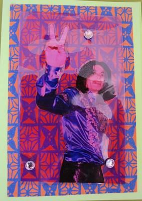 Mj Peace Art Print