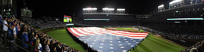 Photograph - Mlb Oct 28 World Series - Game 3 - by Icon Sportswire