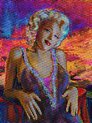 Marilyn Monroe Mixed Media - Mm 126 Pp  by Theo Danella