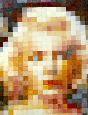 Marylin Painting - Marylin by Henryk Gorecki