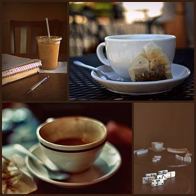 Photograph - Mmm... Coffee... by Stephanie Hollingsworth