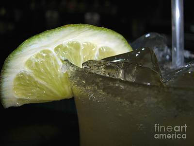 Photograph - mmm... Margarita by Peggy Hughes