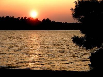 Photograph - Mn Sunset by Bridget Johnson