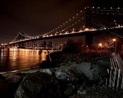 Manhattan Bridge Original by Toby McGuire