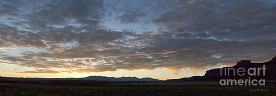 Photograph - Moab I Pano Color by David Gordon