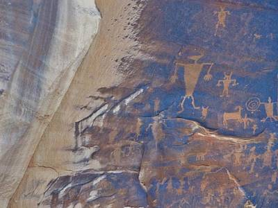Photograph - Moab Rock Art by Lisa Dunn