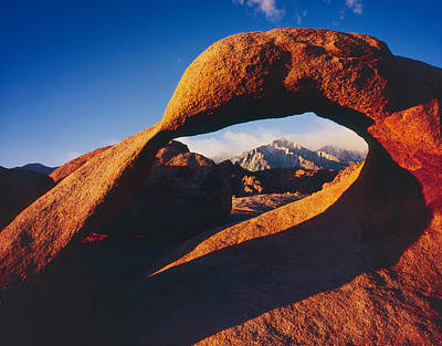 Photograph - Mobius Arch 1 by Tom Daniel