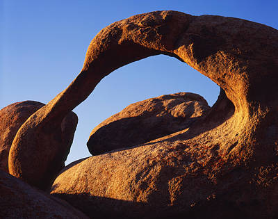 Photograph - Mobius Arch 5 by Tom Daniel